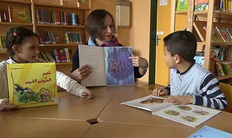 Немецкий язык не является родным для каждого второго школьника в Вене.