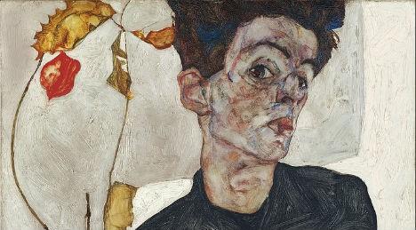 Наследнице известного австрийского экспрессиониста Эгона Шиле вернули два рисунка, украденных нацистами